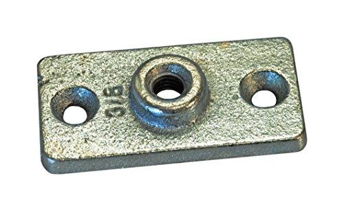 American Valve AV302044 1/2-Inch Galvanized Split Ring