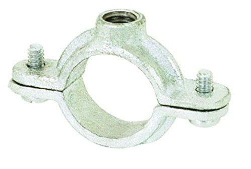 American Valve AV301968 1-1//2-Inch Galvanized Split Ring Hanger