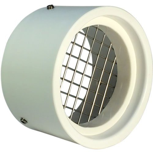 2 Pvc Vent Cap Cover With Screen Svc Rs2 Freebumble