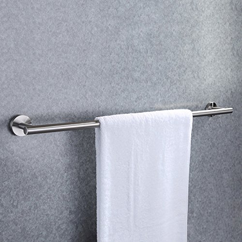 KES 30-Inch Towel Bar Bathroom Shower Organization Bath Single Towel ...