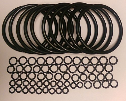 O-Ring Depot Fits and Compatible with Kegco Type O-Ring Gasket Set for Cornelius Home Brew Keg Pack of 1