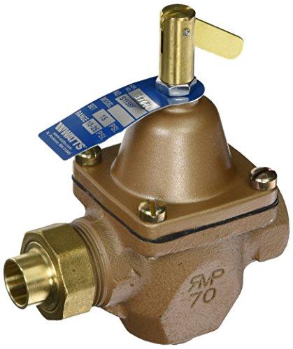 Watts SB1156F High Capacity Feed Water Pressure Regulators
