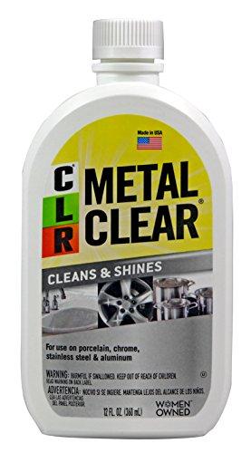 Clr Mc 12 Metal Clear 12 Oz Bottle Freebumble