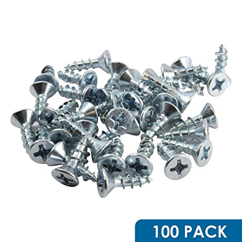 Eliseo 50 Pack Stainless Steel 90 Degree Angle L Shaped