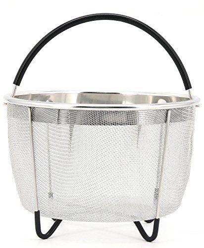 Summer Sales Bonison Instant Pot Accessories 6 Qt Steamer
