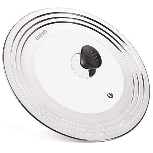 Wish Universal Pan Lid Pot Lid For All 8 25 To 12 5 Pots