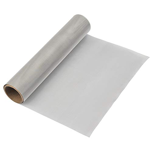 Activists Stainless Steel Wire Mesh Screen Roll 10 Mesh 12 ...